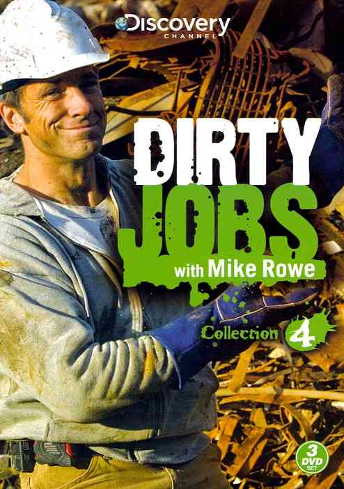 DIRTY JOBS 4 BY ROWE,MIKE (DVD)