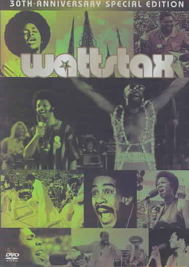 WATTSTAX:SPECIAL EDITION BY HAYES,ISAAC (DVD)